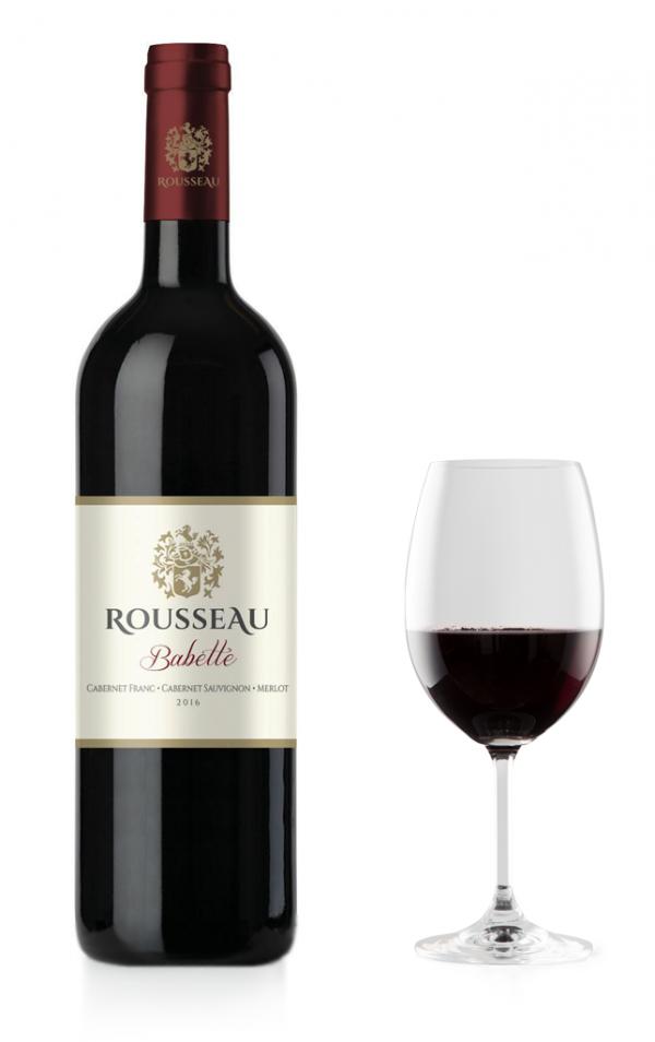 BABETTE Bordeaux Red 2016