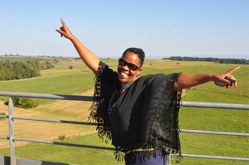 Ntsiki Biyela-Winemaker