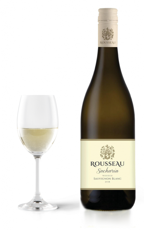 SACHARIA Wooded Sauvignon Blanc 2018